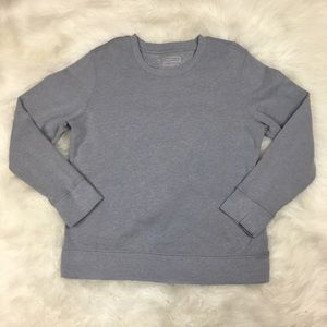 Tek Gear Crewneck Sweatshirt Large Gray